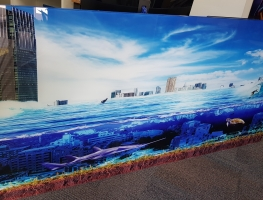 Underwater City by Graphic Glass Services