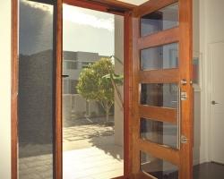 timber-door-screen