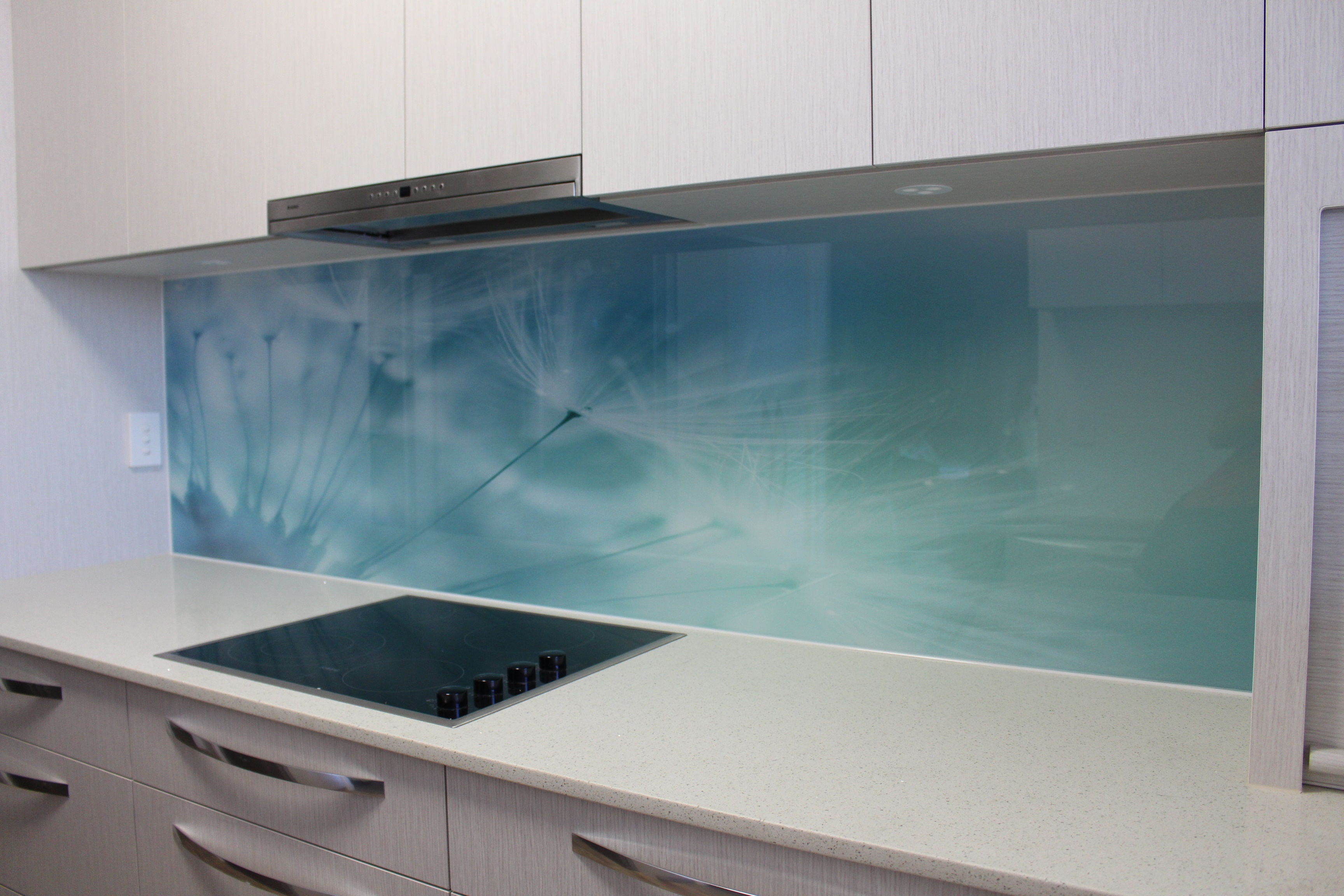Stainless Steel Kitchen Backsplash Panels Custom Printed Glass Kitchen Splashbacks For Your Kitchen