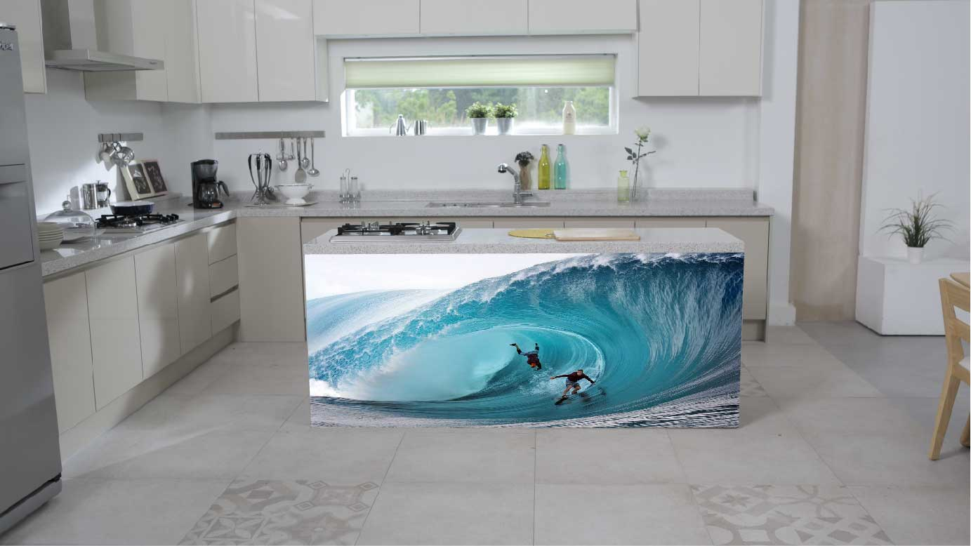 Custom Printed Glass Kitchen Splashbacks For Your Kitchen