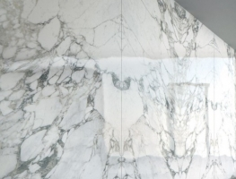 Carrera Marble Wall Cladding