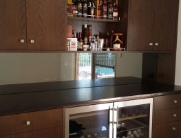 Mirrorguard Bar by Graphic Glass Services