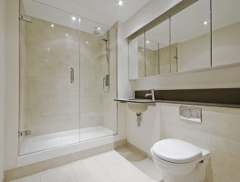 Custom mirrors and glass for vanity untis and shower screens at Graphic Glass Services Qld