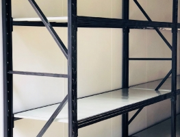 Black Grey Racking Solutions
