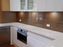 Bronze Metallic by Graphic Glass Services Qld
